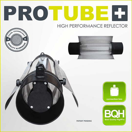 Protube 125 L  Garden High Pro ( no cable)