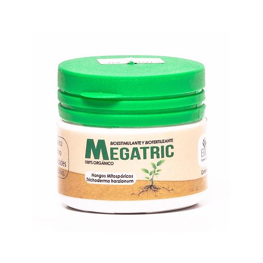 Tricodermas Megatric 30grs  Biopacific