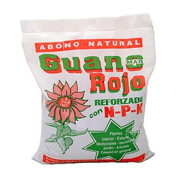Guano Rojo 1kg