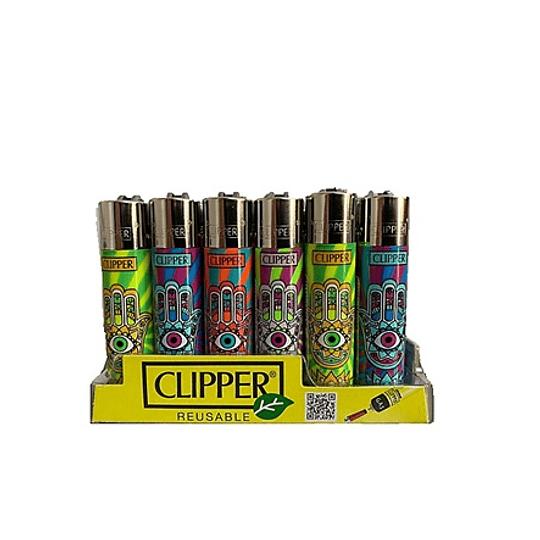 Encendedor Clipper Manitas