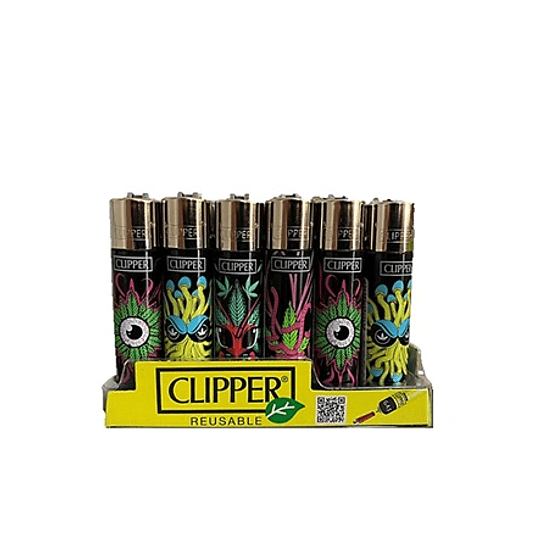 Encendedor Clipper Monsters