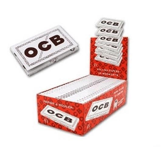 Papelillos OCB Blanco N 1