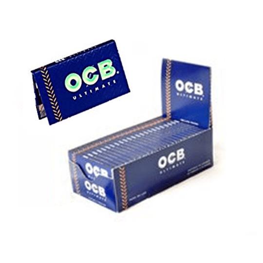 Papelillos OCB Azul N 1