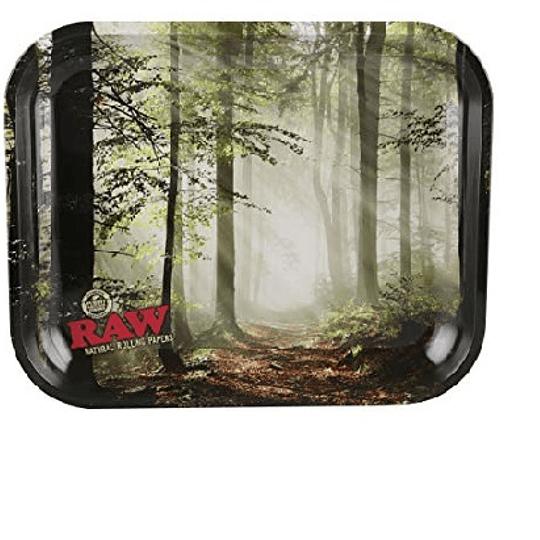 Bandeja Metalica Raw Grande Forest