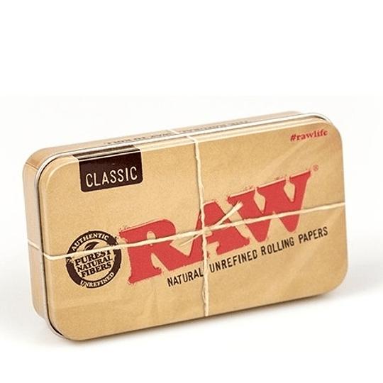 Cajita metalica Raw rectangular