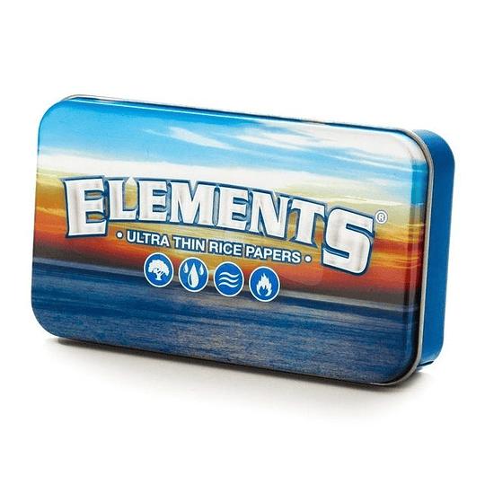 Cajita Metalica Elements Rectangular