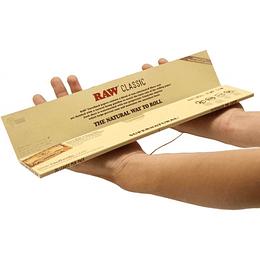 Libro papelillos Raw super king size 30cm