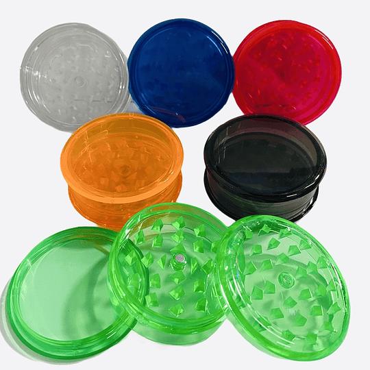 Moledor Plastico colores
