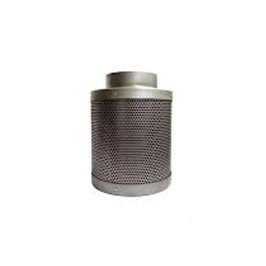 Filtro de carbon 127mm Kasvi