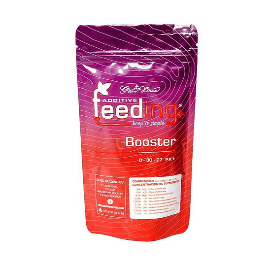 Feeding Booster 500grs Green House