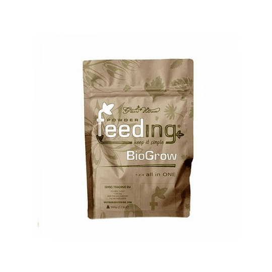 Feeding Bio Grow 125gr Green House
