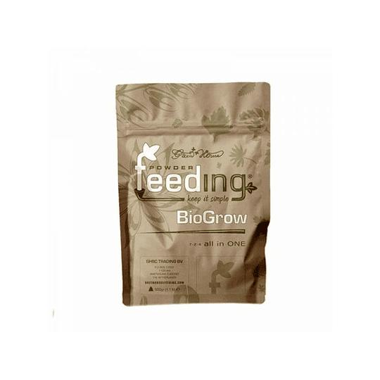 Feeding Bio Grow 500gr Green House