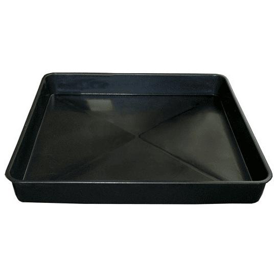Bandeja Negra 80x80x12cm