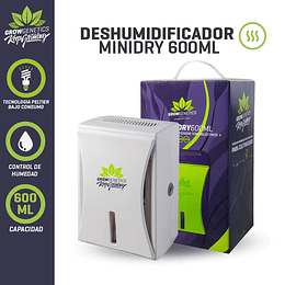 Deshumidifcador MiniDry Grow Genetics