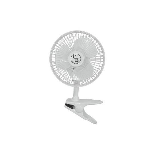 Ventilador de pinza 15w - 15cm Cornwall Electronics