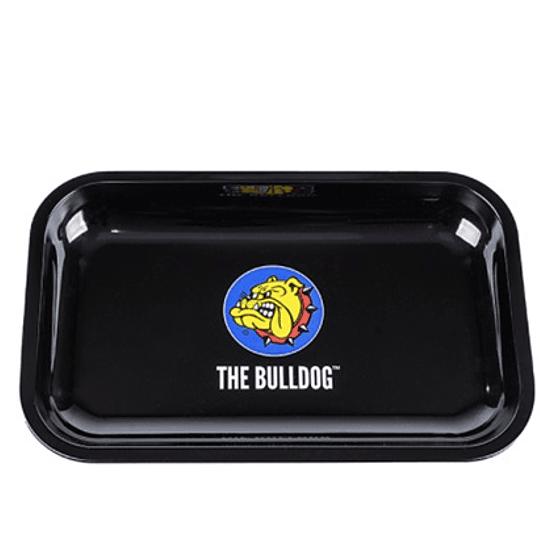 Bandeja metalica The Bulldog Amsterdam Mediana Logo