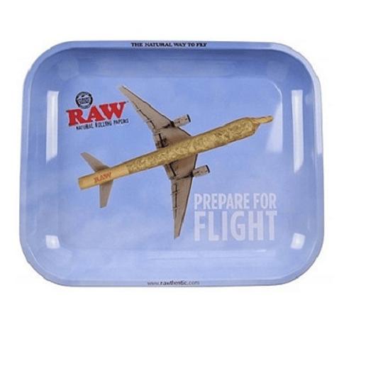 Bandeja metalica Raw grande Fly High