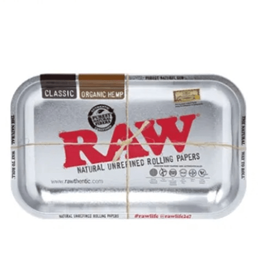 Bandeja Raw Silver Mediana