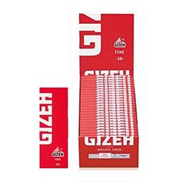 Papelillo Gizeh Rojo N°1 fine