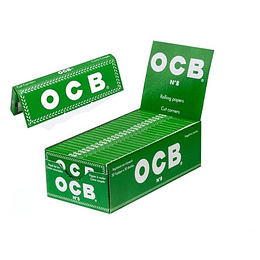 Papelillo OCB Verde N°1