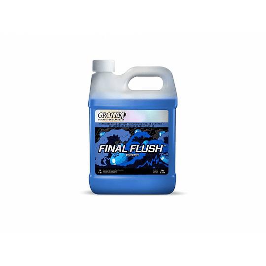 Final Flush Blueberry 1Litro Grotek