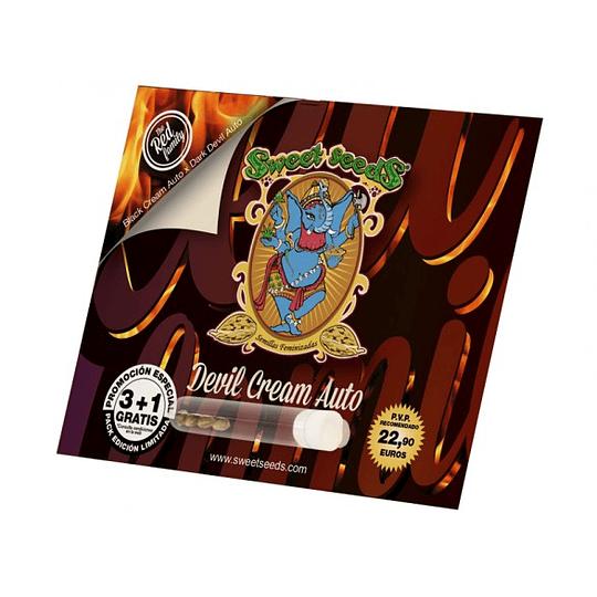Devil Cream Auto 3+1 Sweet Seeds