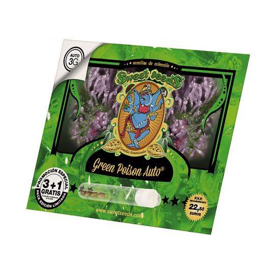 Green Poison Auto 3+1 Sweet Seeds