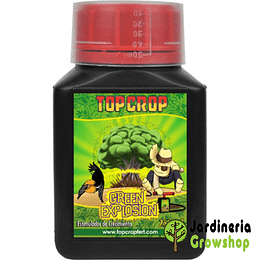 Green Explocion 250ml Top Crop
