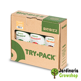 Try pack Indoor Biobizz