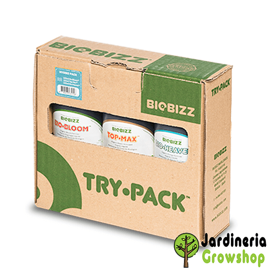 Try pack Hidro Biobizz