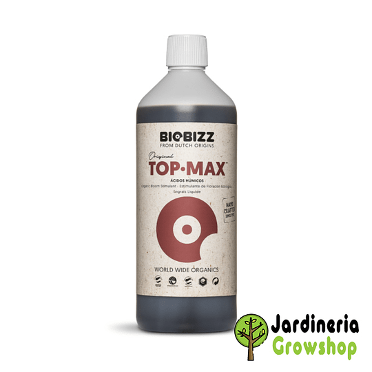 Top Max 250ml. Biobizz