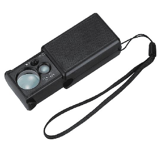 microscopio x30-21mm  x60-12mm      23218
