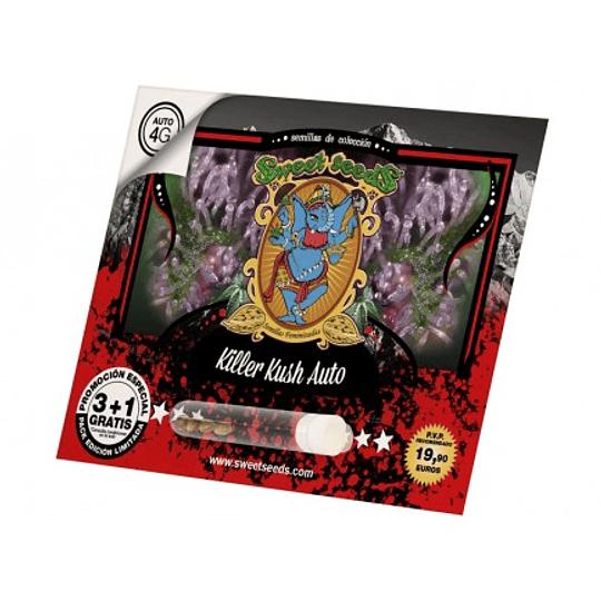 Killer Kush Auto 3+1 Sweet Seeds