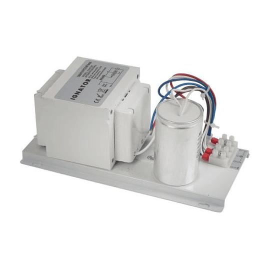 Balastro magnetico 400wts