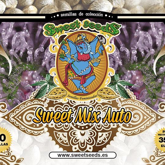 Sweet mix Auto x10 Sweet Seeds