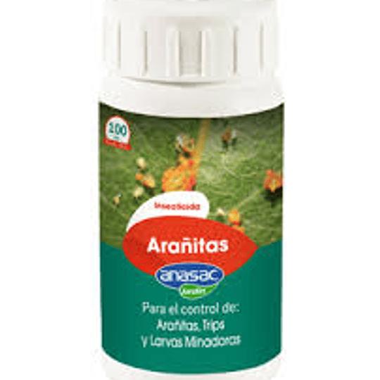 Insecticida Arañitas  100ml  Anasac