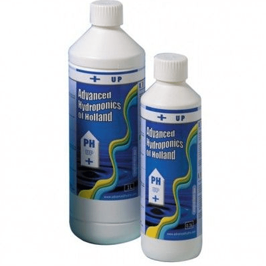 Ph up +   500ml Advanced  hydroponics of holland
