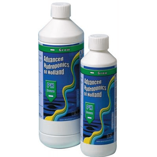 Ph -Down - Grow 500ml Advanced  hydroponics of holland
