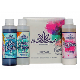 Tripack Wonderland Mineral 250ml