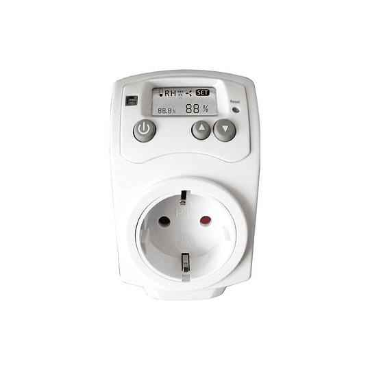 Controlador de humedad Dual
