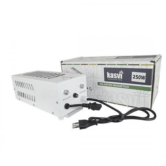 Balastro magnetico Kasvi 400w plug and play (incluye cable IEC )