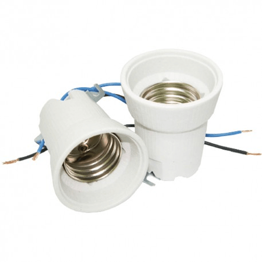 Soquete de ceramica