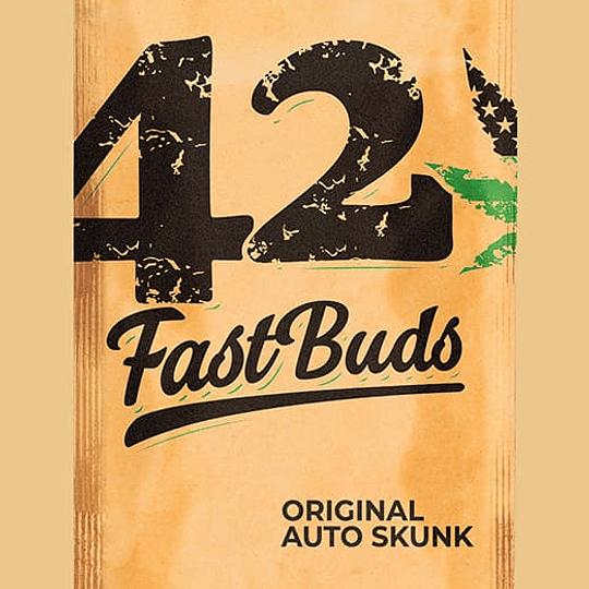 Original Skunk Auto x3 FastBuds