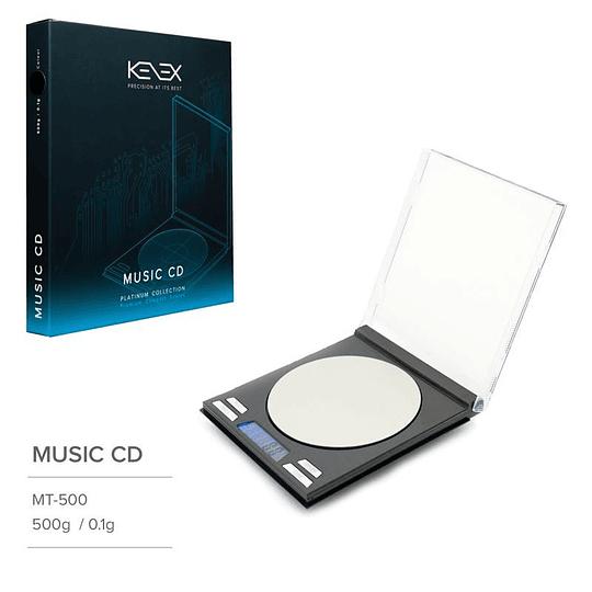 Balanza Music CD Kenex
