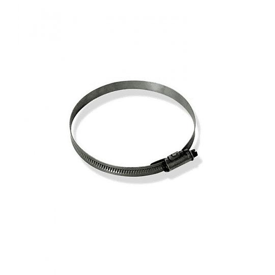 Abrazadera metal 100 mm