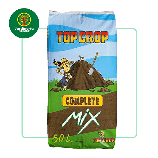 Complete Mix 50 Litros Top Crop