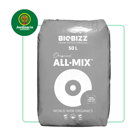 All Mix 50 Litros Biobizz
