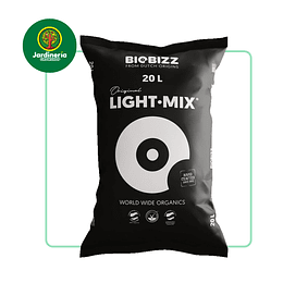 Light Mix 20 Litros BioBizz
