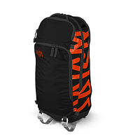 Mochila Prism Black Orange 18 Litros