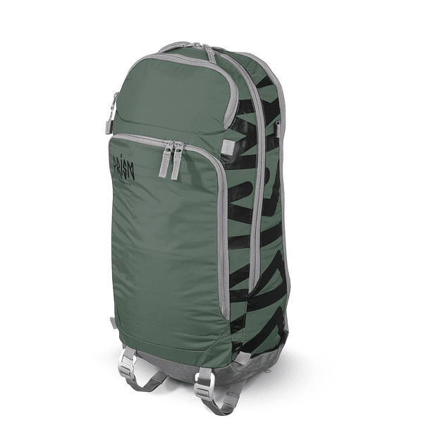 Mochila Prism Green Jungle 18 Litros